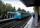 U-Bahn Station Riedwiese / Mertonviertel